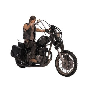 Walking Dead Daryl Dixon with Chopper - Action Figure Box Set