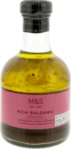 M&S Rich Balsamic Dressing 235ml