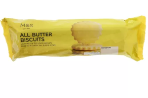 M&S All Butter Biscuits 200g