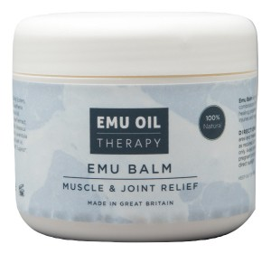 Lorem Emu Balm Muscle & Joint Pain Relief with Emu Oil 100g