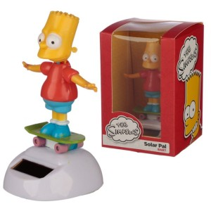 Bart Simpson Solar Pal Licensed Design