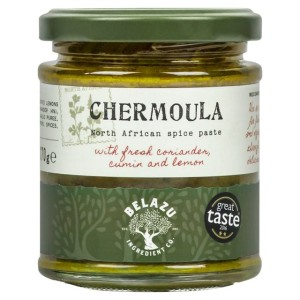 Belazu Chermoula North African Spice Paste 170g