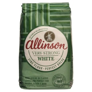Allinson's Very Strong White Bread Flour 1.5Kg