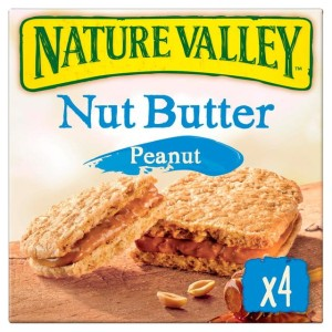 Nature Valley Nut Butter Peanut Biscuits 152g