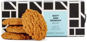 Harvey Nichols Oaty & Crunchy Biscuits 200g
