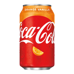 Coca-Cola Orange Vanilla Can 355ml