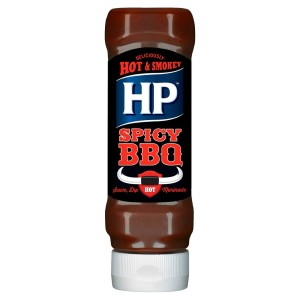 HP Spicy Woodsmoke BBQ Sauce 470g