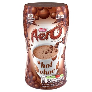 Nestle Aero Instant Chocolate Drink 288g