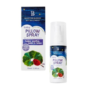 Bloom & Blossom The Very Hungry Caterpillar Baby Pillow Spray 75ml