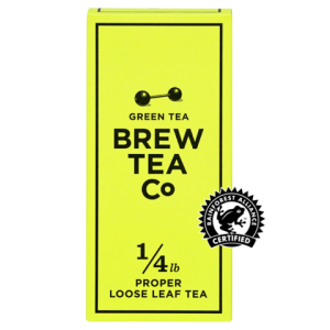Brew Tea Co Loose Leaf Green Tea 113g