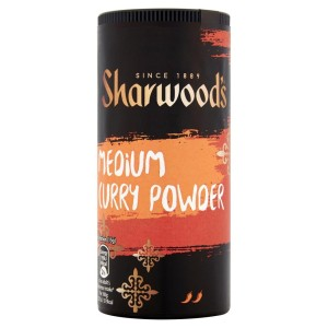 Sharwood's Indian Curry Powder Medium 102g