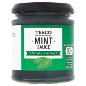 Tesco Mint Sauce 185g