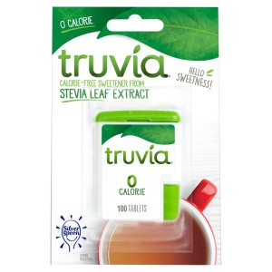 Truvia Calorie-Free Sweetener Tablets from the Stevia Leaf 100 pack
