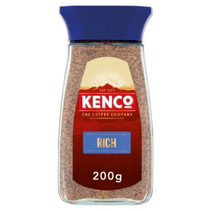 Kenco Freeze Dried Rich Instant Coffee 100g