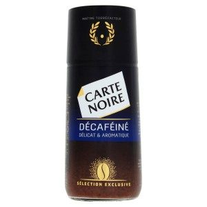Carte Noire Decaffeinated Freeze Dried Coffee 100g