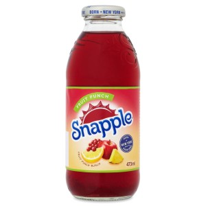 Snapple Fruit Punch Bottle 473ml