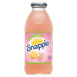 Snapple Pink Lemonade Bottle 473ml
