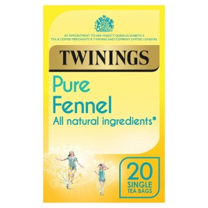 Twinings Cleansing Fennel Tea 20 per pack