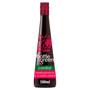 Bottlegreen Pomegranate & Elderflower Cordial 500ml