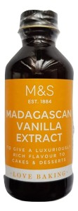 Marks & Spencer Madagascan Vanilla Extract 60ml