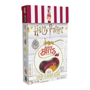 Harry Potter Bertie Botts Every Flavour Jelly Beans 34g