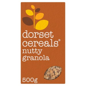 Dorset Cereals Simply Nutty Granola 500g