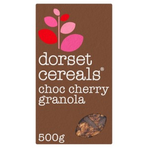 Dorset Cereals Chocolate & Cherry Granola 500g