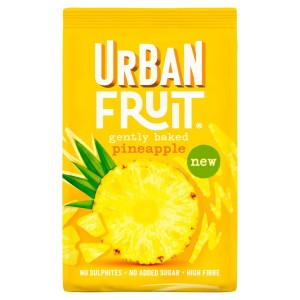 Urban Fruit Gently Baked Pineapple 100g