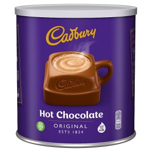 Cadbury Composite FairTrade Drinking Hot Chocolate 2kg
