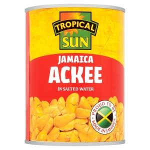 Tropical Sun Jamaican Ackee in Salted Water 540g