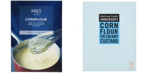 Cornflour 250g Various Suppliers