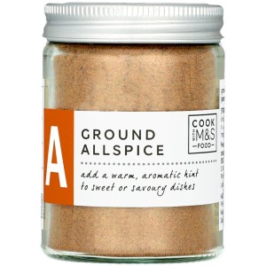 Cook With M&S Ground All Spice 48g