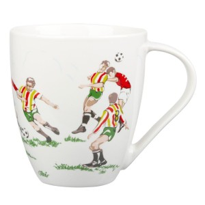 Cath Kidston Footie Mug Fine China 500ml