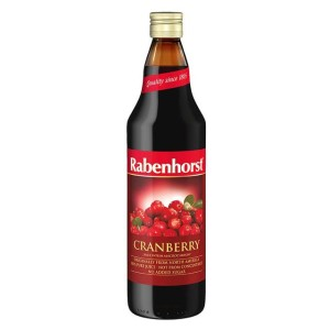 Rabenhorst 100% Cranberry Juice 750ml