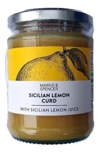 Marks & Spencer Sicilian Lemon Curd 325g