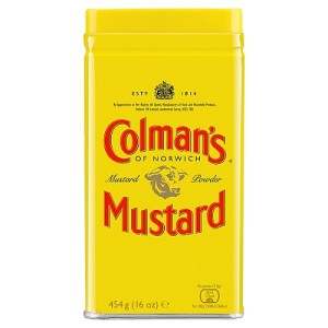 Colman's Original English Mustard Powder Metal Tin 454g