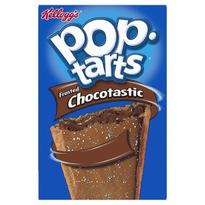 Kellogg's Pop Tarts Frosted Chocotastic 400g UK