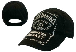 Jack Daniels Baseball Cap - Officially licensed
