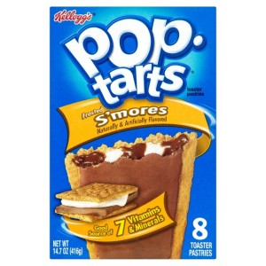 Kellogg's Pop Tarts Chocolate & Marshmallow (S'mores) 416g USA