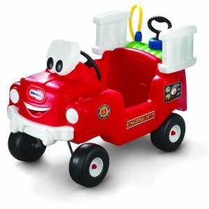 Little Tikes Spray & Rescue Fire Toy Truck