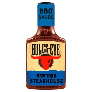 Bull's-Eye New York Steakhouse BBQ Sauce 360g