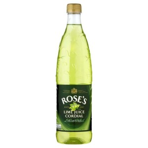 Rose's Lime Juice Cordial 1 Litre