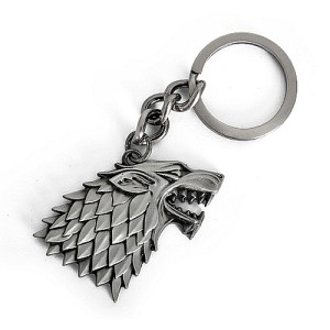 Game of Thrones Stark House Keyring
