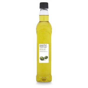 Blended Olive Oil essential Waitrose 500ml