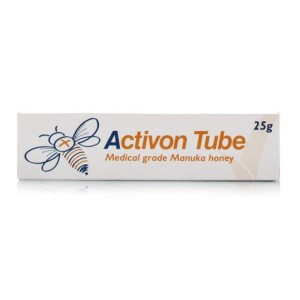 Activon Tube 100% Medical Grade Manuka honey 25g