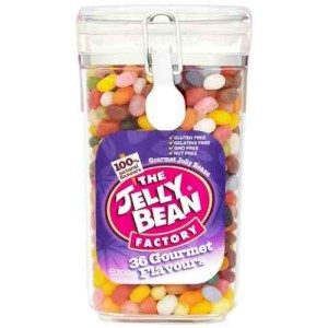 The Jelly Bean Factory Jar 700g