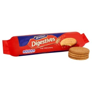 McVities Digestives The Original Biscuits 400g