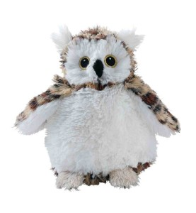 Cozy Hotties Owl With A Microwaveable Lavender Scented Insert