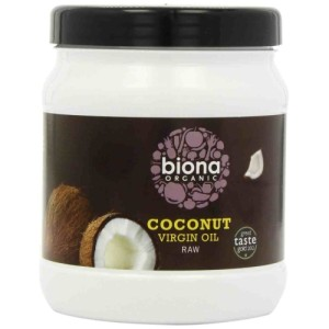 Biona Organic Raw Virgin Coconut Oil 800g