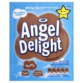 Angel Delight No Added Sugar Chocolate 47g